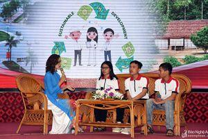 'Cái bắt tay' của SCG và tỉnh Nghệ An trong việc phát triển tài năng trẻ