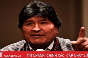 Nhà cựu Tổng thống Bolivia bị lục soát