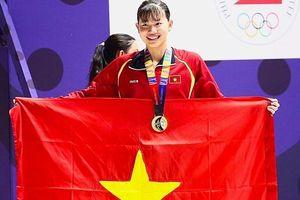 Ánh Viên chính thức là VĐV giành nhiều huy chương nhất SEA Games 2019