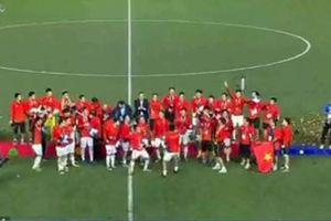 Hành trình vô địch SEA Games của đội tuyển bóng đá nam và nữ Việt Nam