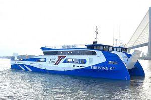 Tháng 4/2020 sẽ có tuyến vận tải phà biển Cần Giờ - Vũng Tàu