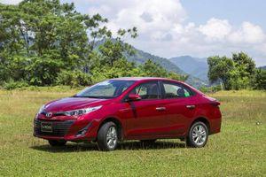 Toyota Vios và Fortuner tiếp tục dẫn đầu phân khúc sedan và SUV
