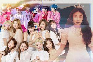 Cập nhật dàn line-up cuối cùng KBS Song Festival 2019: Nỗi lo rating đã được vớt vát?