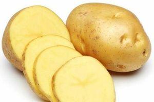 Mặt nạ khoai tây có công dụng gì?