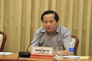 Triệu tập hàng loạt sở, ngành đến phiên xử cựu Phó chủ tịch TP HCM Nguyễn Hữu Tín