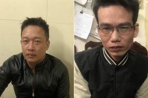 Cảnh sát 141 bắt giữ đôi bạn dắt ma túy đi dự sinh nhật