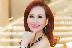 Hoa hậu Diệu Hoa làm giám khảo Hoa hậu Doanh nhân Việt Nam quốc tế 2020