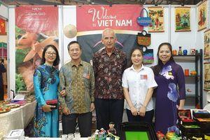 Việt Nam tham dự Hội chợ từ thiện quốc tế lần thứ 52 của Jakarta