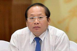 Cựu Bộ trưởng Trương Minh Tuấn cùng lúc bị triệu tập đến 2 phiên tòa