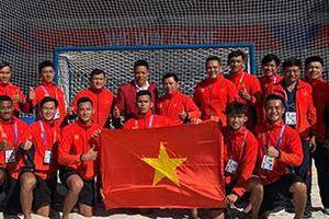 'Tinh thần Việt Nam đã giúp thể thao Việt Nam làm nên chiến thắng'