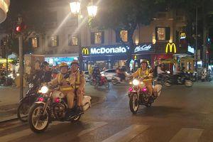 Công an Hà Nội chuẩn bị nhiều phương án đón Đoàn thể thao Việt Nam về nước