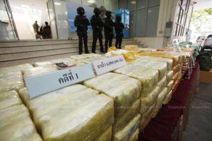 Các băng đảng ma túy Mexico để mắt tới thị trường Thái Lan