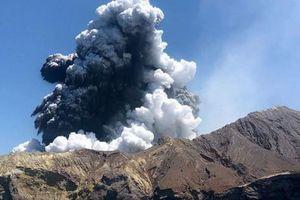 New Zealand nhập khẩu da người để cứu nạn nhân vụ núi lửa phun trào