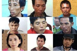 Sắp xét xử 9 kẻ ác thú trong vụ bắt cóc, hãm hiếp, giết hại nữ sinh ở Điện Biên