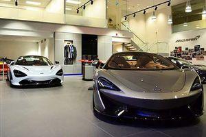 Hãng siêu xe McLaren tìm đường vào thị trường Việt Nam