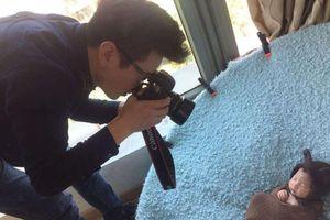 Cho bé vài tháng tuổi chụp ảnh ở studio, bố mẹ không ngờ tác hại khôn lường này