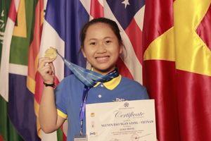 Kỳ thi IMSO 2019: Nữ sinh duy nhất giành Huy chương Vàng