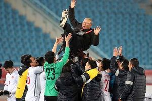 Báo chí Thái Lan 'quan tâm' đặc biệt tới thầy trò HLV Park Hang Seo chuẩn bị cho giải U23 châu Á