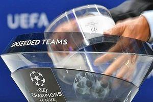 Chính thức xác định 16 đội bóng góp mặt ở vòng knock-out Champions League
