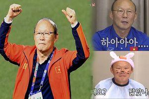 HLV Park Hang Seo tham gia gameshow, hot ngang ngửa sao Hàn