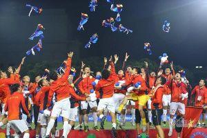 Việt Nam giành HCV SEA Games: Đã đến lúc phải mơ cao!