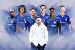Chelsea vung tiền, Lampard sắm tân binh 'hàng khủng'