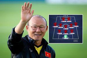 Từ 3-4-3 sang 3-5-2, thầy Park đã tối ưu sức mạnh U22 Việt Nam tại SEA Games 30