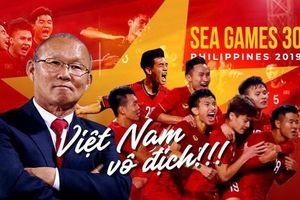 'Bố mất vì ung thư trước khi giấc mơ thấy Việt Nam vô địch SEA Games thành sự thật'