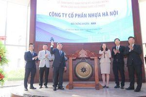 Cổ phiếu Công ty cổ phần Nhựa Hà Nội chính thức niêm yết trên HOSE