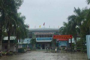 Vì sao Phó giám đốc Bệnh viện Đa khoa Sơn Tịnh bị khởi tố?