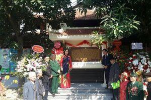 Quận Nam Từ Liêm: Gắn biển 2 địa điểm lưu niệm sự kiện cách mạng kháng chiến