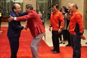 Thủ tướng: Sau các cầu thủ là cả dân tộc, là bản lĩnh, khát vọng Việt Nam