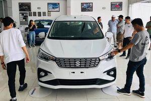 Mẫu xe 7 chỗ rẻ nhất thị trường Suzuki Ertiga bất ngờ đạt doanh số kỷ lục