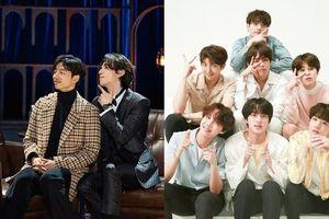 Gong Yoo bày tỏ sự ngưỡng mộ đối với BTS, muốn tái sinh làm nhạc sĩ