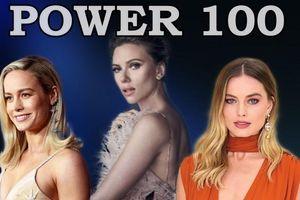 Top 100 sao nữ quyền lực của Hollywood 2019: Từ Black Widow đến Harley Quinn đều có đủ!