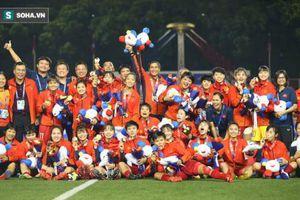 Hội Doanh nhân trẻ Việt Nam bảo trợ nghề nghiệp cho các vận động viên và cầu thủ bóng đá nữ vô địch Sea Games 30