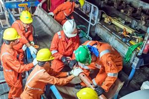 Công ty đường ống khí Nam Côn Sơn (NCSP): Vận chuyển 90 tỷ m3 khí an toàn