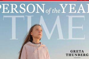 Nhân vật của năm mang tên Greta Thunberg