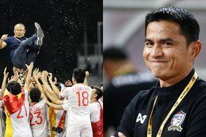 Kiatisak nói gì khi chứng kiến tuyển Việt Nam vô địch SEA games 30?