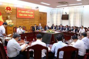 Energy Capital Việt Nam cam kết thực hiện dự án khí điện 5 tỷ USD tại tỉnh Bình Thuận