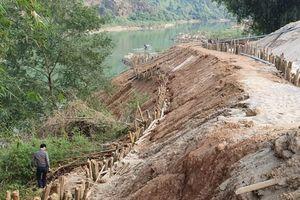 Tuyên Quang: Tạm dừng khai thác đối với doanh nghiệp cố tình vi phạm