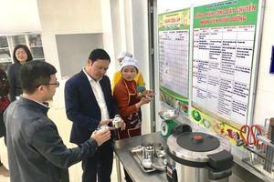Huyện Thanh Oai dự kiến chi 1,2 tỷ đồng mua trang phục thanh tra an toàn thực phẩm