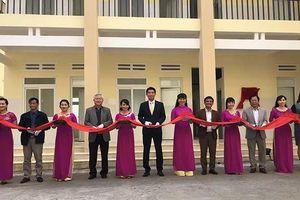 2,3 tỷ đồng xây phòng khám khoa sản - nhi cho huyện vùng sâu ở Đắk Lắk