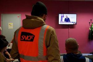 Pháp: Căng thẳng gia tăng vì chuyện lương hưu