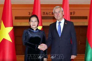 Nâng kim ngạch thương mại Việt Nam - Belarus lên 500 triệu USD