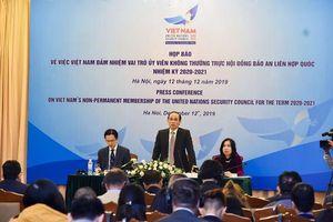 Việt Nam sẽ đóng góp tích cực cho hòa bình thế giới