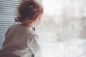 Hiếu kỳ con gái ngồi cửa sổ nhìn chăm chú, cha phát hiện 'té ngửa'...