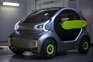 Xe điện XEV YoYo in 3D đầu tiên chỉ từ 230 triệu đồng