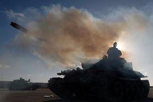 Nguyên soái Haftar tuyên bố cuộc tấn công cuối cùng giành thủ đô Tripoli của Libya