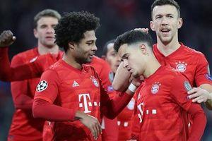 Nhẹ nhàng vượt qua Tottenham, Bayern Munich toàn thắng tại vòng bảng